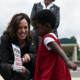 Kamala Harris's family story is the real portrait of American greatness