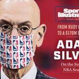 Adam Silver Opens Up About the NBA Bubble: 'It's Better Than What We Had Envisioned'