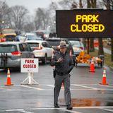N.Y. Gov Cuomo opens drive-thru mobile coronavirus testing in New Rochelle