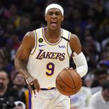 Rajon Rondo Joins Lakers on NBA Campus Following Hand Injury, Begins Quarantine