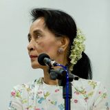 Myanmar Leader Aung San Suu Kyi Will Run Again in November Election