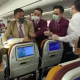 COVID-19 crisis: Mayhem on board after woman 'deliberately' coughs at Thai Airways flight attendant