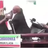 Watch Somalia's President and Vice Trade Punches in Public! | Africa at Random