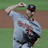 Nationals' Stephen Strasburg Placed on 10-Day IL with Hand Injury