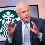 Starbucks CEO says customers may only be able to order via drive-thru or mobile due to coronavirus