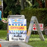 Record-breaking 721,751 votes in South Florida already cast in Tuesday's election
