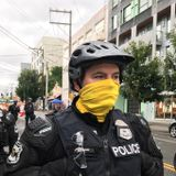 Gutless in Seattle? Cop Tells Berating Activist He Resigned: 'I'm Leaving, You Guys Won'