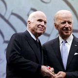 Cindy McCain talks about John McCain's friendship with Joe Biden in Democratic National Convention video
