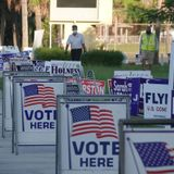 Pandemic primary finishes with huge mail turnout and few voting in person
