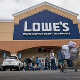 Lowe's reports blowout quarter with 30% surge in revenue