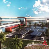 Space Florida Invests in New Home Of Aerion Supersonic