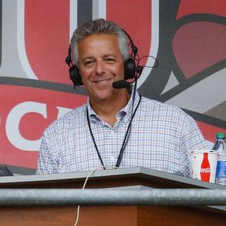 Reds broadcaster Thom Brennaman suspended for anti-gay slur