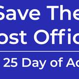 Save The Postal Service Aug. 25 Day of Action