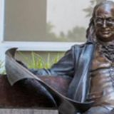 TaxProf Blog: Washburn Law School Removes Statues Of Ben Franklin, Thomas Jefferson