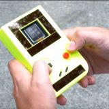 There's a battery-free Game Boy that runs solely on the power of sunlight and the speed of your button-mashing