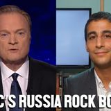 MSNBC's Lawrence O'Donnell hits Russiagate rock bottom