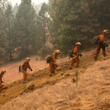 US Media Can't Think How to Fight Fires Without $1-an-Hour Prison Labor