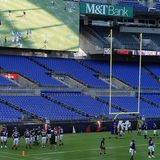 Which NFL stadiums will allow fans in Week 1