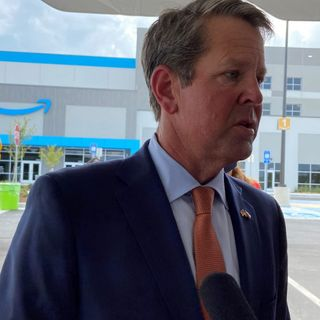 Kemp Doesn't Plan On New Lockdown, Touts Economic Development Investment Statistics | 90.1 FM WABE