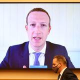 Zuckerberg Says He 'Hopes' Facebook Won't Destroy Society