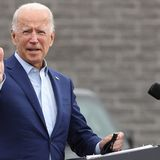 Biden vows to be 'totally transparent' on his health if elected