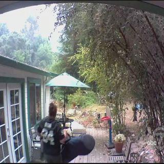 CZU Lightning Complex Fire: Suspected Santa Cruz Co. looters ID'd, surveillance video shows theft