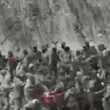 Watch: Violent Clashes Between Chinese and Indian Troops