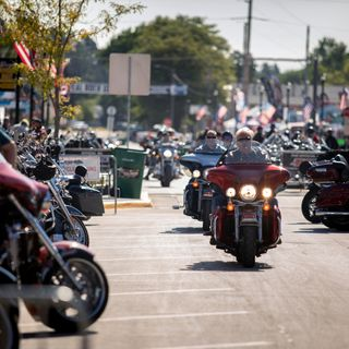 'Worst case scenarios' at Sturgis rally could link event to 266,000 coronavirus cases, study says