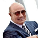 """Dr. Phil: """"You have to stop commenting 'daddy' on my posts"""""""