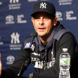 Aaron Boone: All Those Lame Cliche Filled Mantras Are Coming Up Empty | Reflections On Baseball