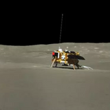 China's Chang'e-4 mission peers beneath the lunar farside's surface