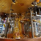 Physicists have narrowed the mass range for hypothetical dark matter axions
