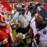 Scheme (And Sacks) Might Be All That Separate Patrick Mahomes And Deshaun Watson