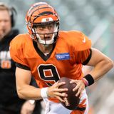 Bengals QB Joe Burrow looks to avoid No. 1 pick debut history