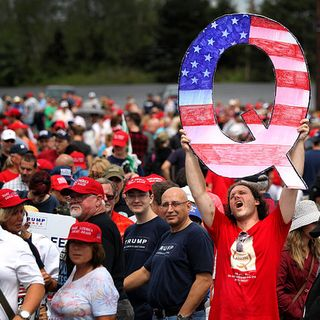 "Quibbles & Bits: Here's Why BuzzFeed News Is Calling QAnon A ""Collective Delusion"" From Now On"