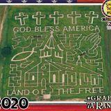 Giant corn maze opening near San Antonio in September