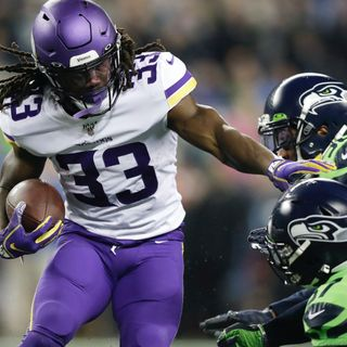 Vikings' Dalvin Cook calls it 'a sigh of relief' signing five-year, $63 million extension on eve of opener