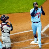 Twins hit five home runs as they beat Indians
