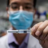 China will not carry out mass vaccinations, Beijing health chief says