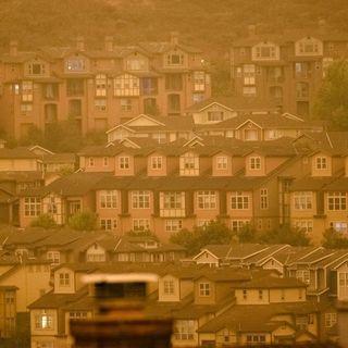 In cruel climate twist, rooftop solar fails in CA wildfire smoke