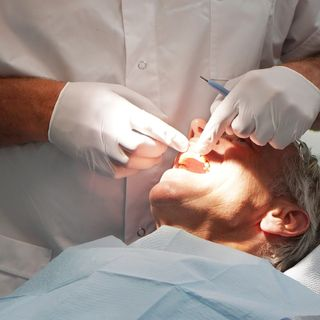 In these trying times, dentists are seeing more people with teeth-grinding and jaw-clenching — a.k.a. bruxism