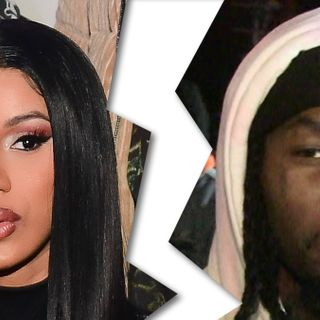 Cardi B Files to Divorce Offset, Wants Custody of Kulture