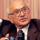 Milton Friedman Accused of Making Corporations Greedy