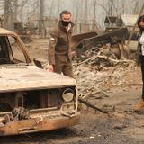 Harris: Ideology shouldn't play role in wildfire response