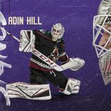 Coyotes Sign Hill to One-Year Contract