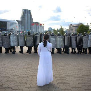 Belarus security forces tortured hundreds after election, human rights group warns