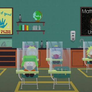 'South Park' to Address Covid-19 in Upcoming Special