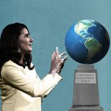 "Melinda Gates sees social media ""reckoning"" in the post-COVID world"