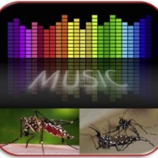 """The electronic song """"Scary Monsters and Nice Sprites"""" reduces host attack and mating success in the dengue vector Aedes aegypti"""