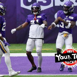 Why Your Team Sucks 2020: Minnesota Vikings   Defector